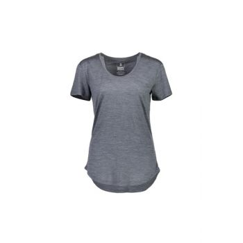 Estelle Relaxed Tee - Smoke