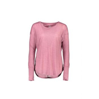 Estelle Relaxed LS - Dusty Rose