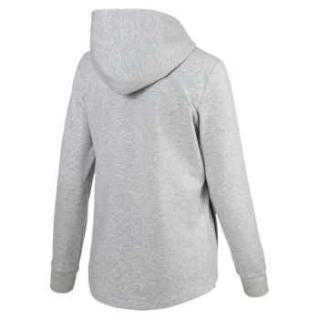Modern Sports Hooded Jacket - Grå