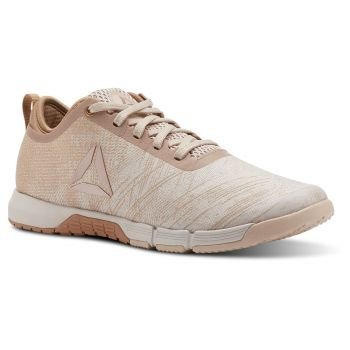 Speed Her - Beige / Brown / White