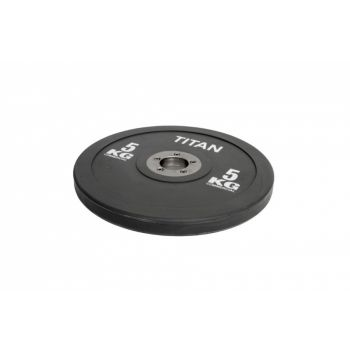 BOX Elite Bumper Plates 5 kg - 50 mm