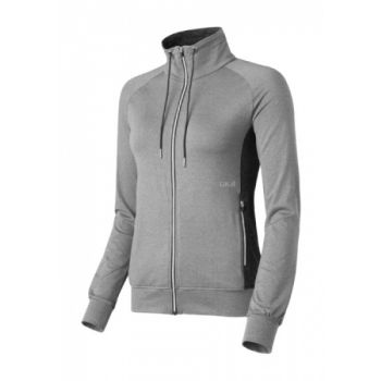 Essential Jacket - Dark Grey Melange