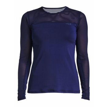 Miko Long Sleeve - Indigo Night