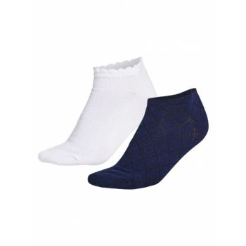 2 Pack Short Sock - Indigo Night