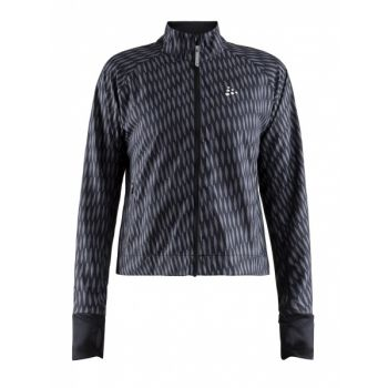 Breakaway Jacket - Twist Black