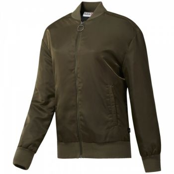 Bomber Jacket - Army Green