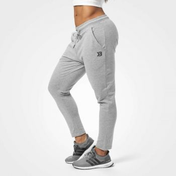 Astoria Sweat Pants - Grey Melange