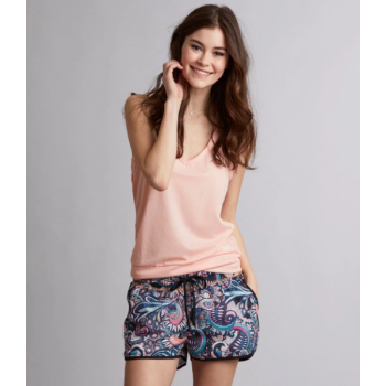 Actilove Solid Tank Top - Peach Ice
