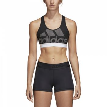 Don't Rest Alphaskin Bra - Black