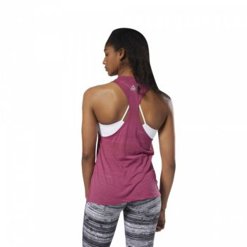 OS Burnout Tank - Twisted Berry