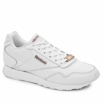 Reebok Royal Glide - White / Rose Gold