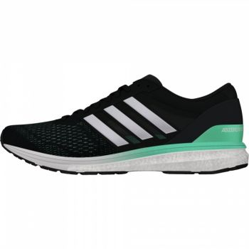 Adizero Boston - Black / White
