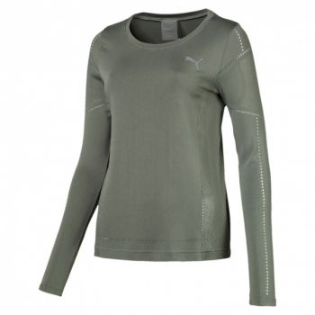 EvoKnit Seamless Top - Green