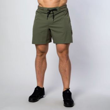 Perform Short Shorts Men - Army