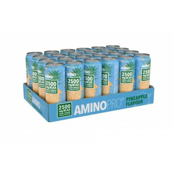 AminoPro 24 x 330 ml Pineapple