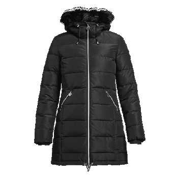 All Weather Down Jacket - Black