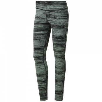 Lux Tights - Industrial Green