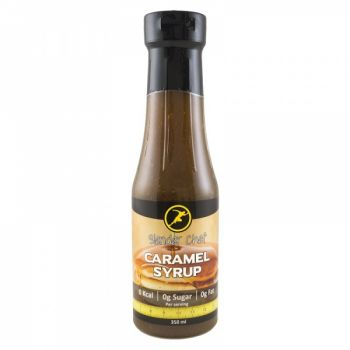 Slender Chef Caramel Syrup 350 ML