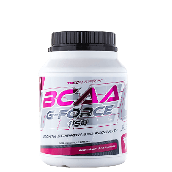 BCAA G-Force 360 kapsler