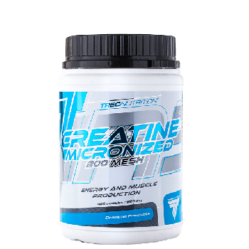 Creatine Micronized 400 kapsler