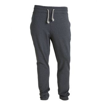 Mens Sweatpants - Dark Grey Melange