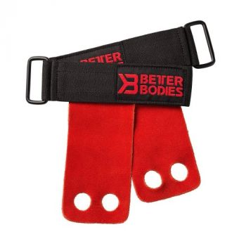 Athletic Grips - Bright Red