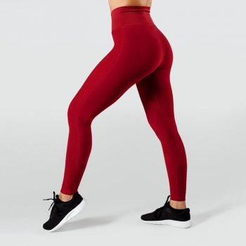 Regalia Flow Leggings - Mars Red