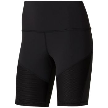 Lux High Rise Shorts - Sort