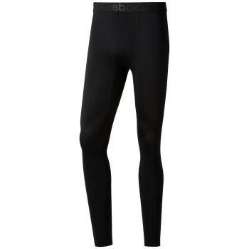 Workout Compression Tights - Sort