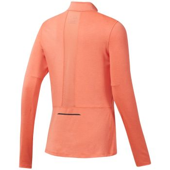 RE 1/4 Zip - Orange