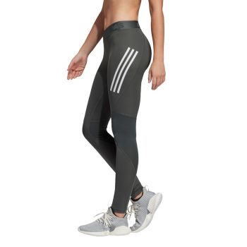 Ask 3 Stripes Tights - Grønn