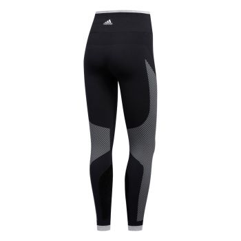 Believe This Primeknit FLW Tights Dame - Sort
