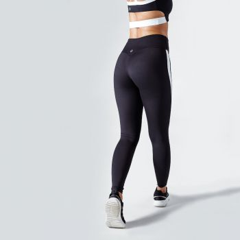 Strike Leggings - Black