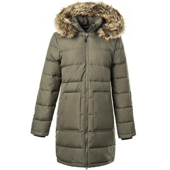 Paranaque Long Down Parka Jacket