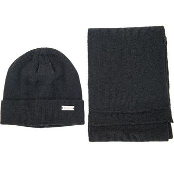Potsdam Knitted Hat & Scarf Set