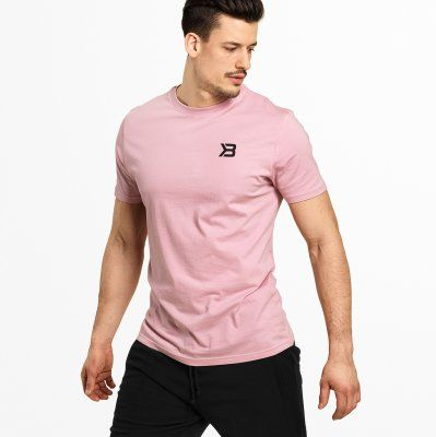 ef069b23 Better Bodies Essential T-skjorte - Rosa| X-life.no