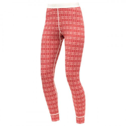 Alnes Woman Long Johns - Chilli