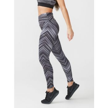 Flattering Unity Tights - Sort