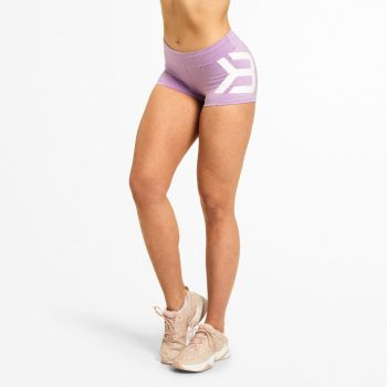 Gracie Hotpants Shorts Dame - Lilla