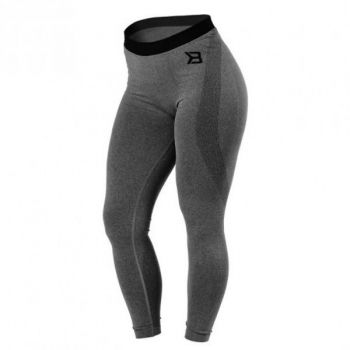 Astoria Curve Seamless Tights - Graphite Melange