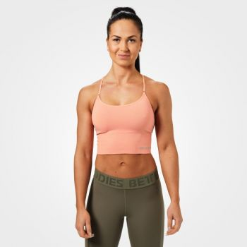 Astoria Seamless Bra - Peach
