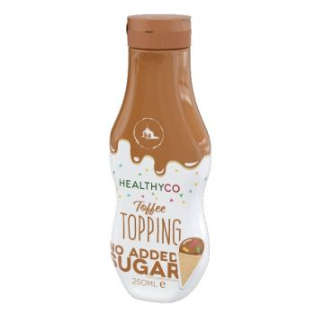 HealthyCo Topping Toffee - 250 ml