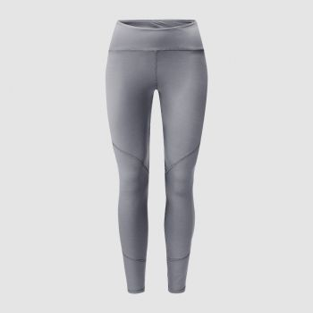 Tech Tights - Silver Grey