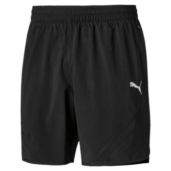"LastLap 2in1 7"" Shorts Herre - Sort"