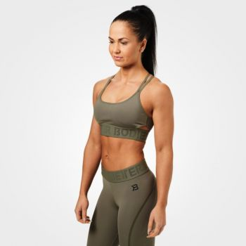 Astoria Sports Bra - Wash Green