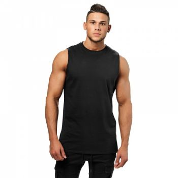 Bronx Tank - Washed Black
