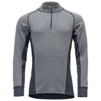 Vaksvik Man Half Zip Neck - Night