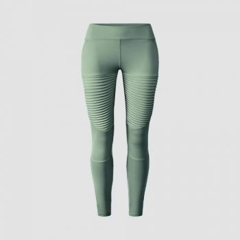 Regalia Tights - Khaki Green