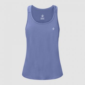 Regalia Loose Tank - Moonlight Blue