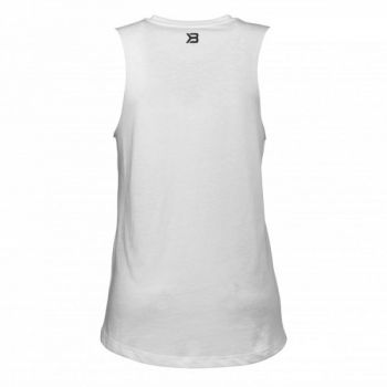 Chelsea Loose Tank - White